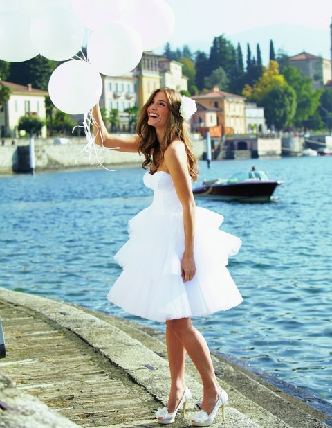 Unique summer beach wedding dresses 2015 for Summer dresses for weddings on beach